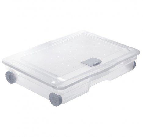Unterbettbox CARGO 60 l transparent