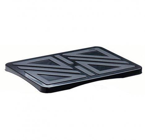 Deckel Systembox A3  schwarz