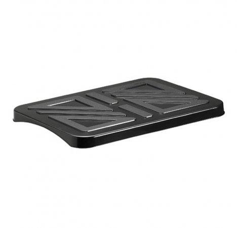 Deckel Systembox A4  schwarz
