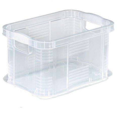 Systembox AGILO 6 l / A5  transparent