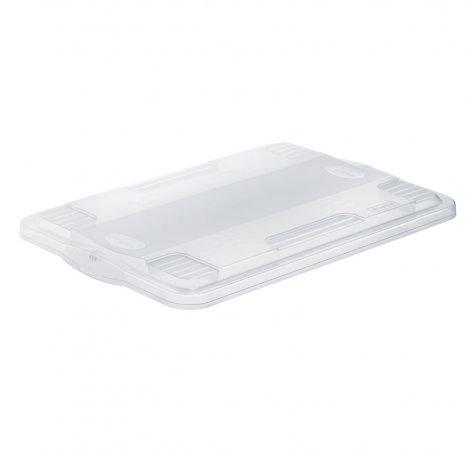 Deckel Systembox AGILO A3  transparent