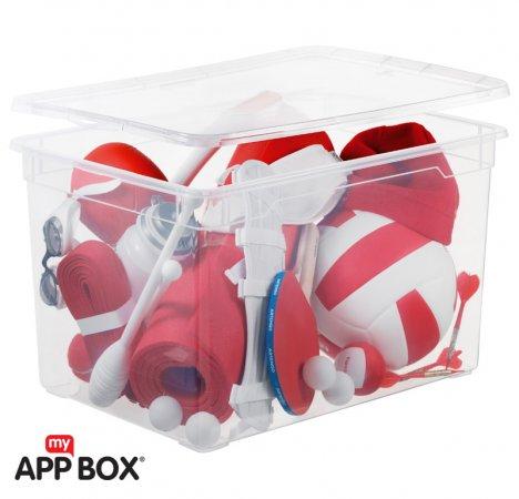 Clear Box Maxi 46 l