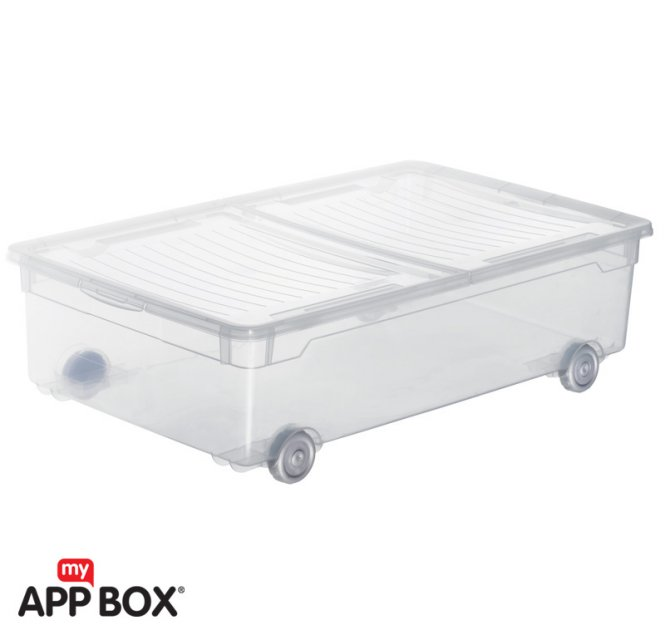 Clear Rollbox SLIDO 30 l