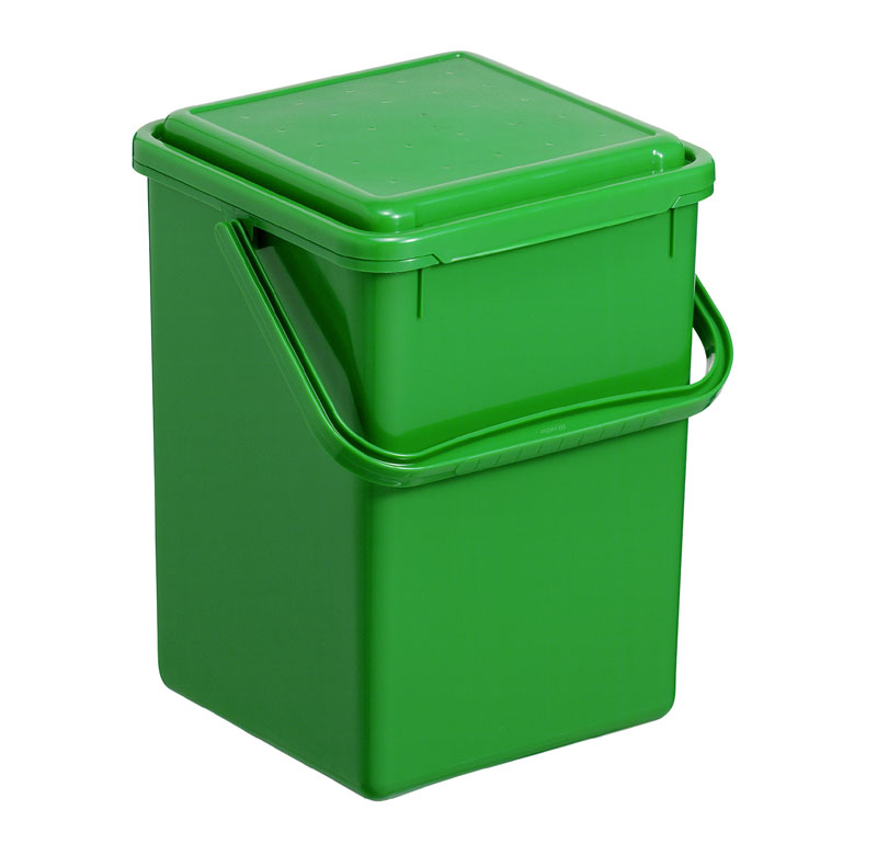 Rothoshop swiss komposteimer bio 8 l for Komposteimer küche