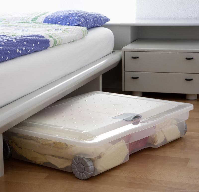 unterbettbox cargo 60 l jetzt versandkostenfrei kaufen. Black Bedroom Furniture Sets. Home Design Ideas